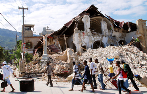 How we Haitians Can turn the January 12th Earthquake into an Opportunity